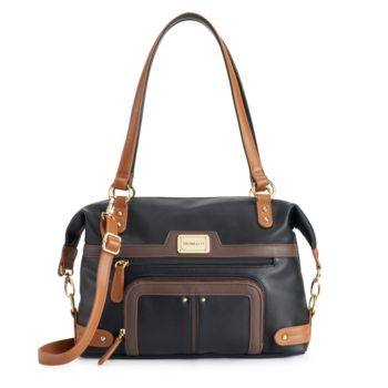 Stone & Co. Nappa Leather Satchel
