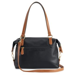 Stone & Co. Nappa Leather Satchel