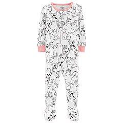 619cfb067790 Girls Kids One-Piece Pajamas - Sleepwear