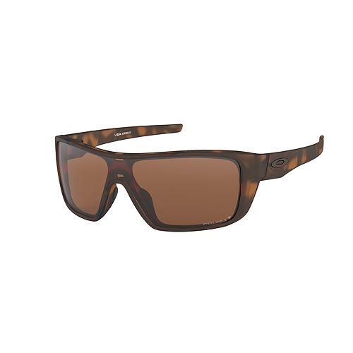 Oakley Straightback OO9411 27mm Square Polarized Mirror Sunglasses