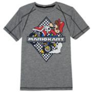 Boys 8-20 Mario Kart Tee