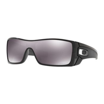 Oakley Batwolf OO9101 27mm Square Mirrored Sunglasses