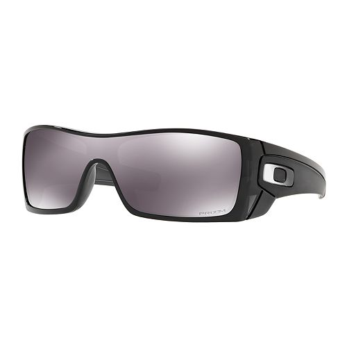 Oakley Batwolf OO9101 27mm Square Mirrored Sunglasses