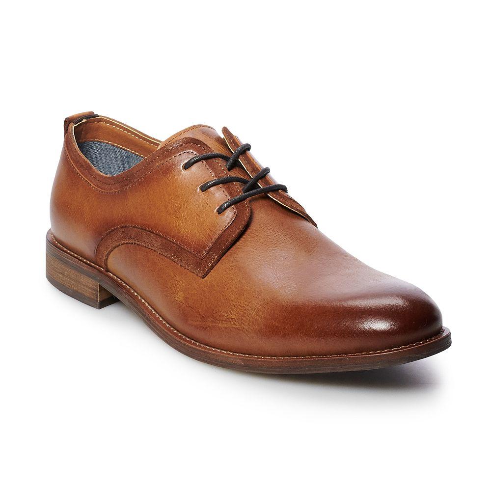 SONOMA Goods for Life® Columbus Men's Leather Dress Shoes