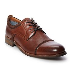 SONOMA Goods for Life™ Efren Men's Leather Dress Shoes