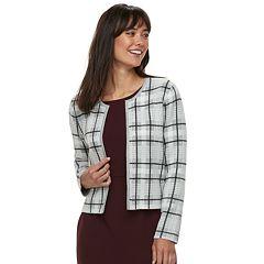 Women's ELLE™ Print Cardigan Jacket