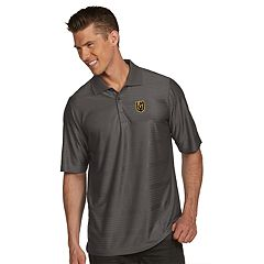 Men's Antigua Vegas Golden Knights Illusion Polo