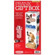 """Pet Talk"" Prank Pack Gift Box by Prank-O"