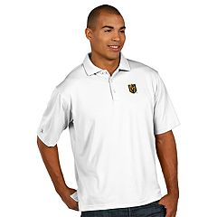 Men's Antigua Vegas Golden Knights Pique Polo