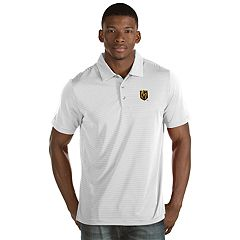 Men's Antigua Vegas Golden Knights Quest Polo