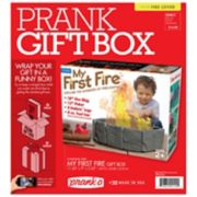 """""""My First Fire"""" Prank Pack Gift Box by Prank-O"""
