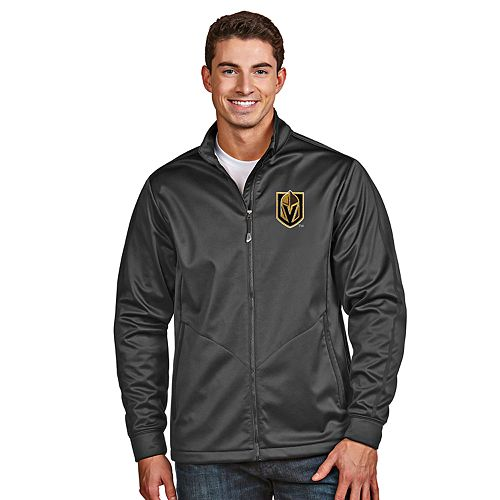 Men's Antigua Vegas Golden Knights Golf Jacket