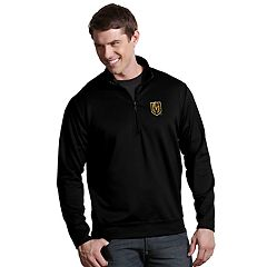 Men's Antigua Vegas Golden Knights Leader Pullover