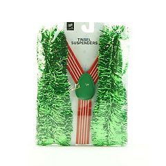 Tinsel Suspenders by 30 Watt