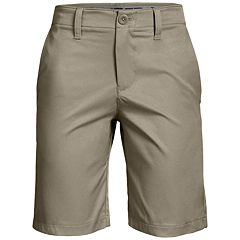 Boys 8-20 Under Armour Match Play Golf Shorts