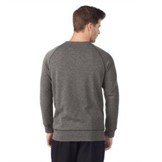 Men's Cuddl Duds Baseball Sweatshirt