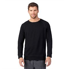 Men's Cuddl Duds Baseball Sleep Sweatshirt
