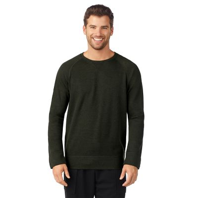 Men's Cuddl Duds Baseball Sleep Sweatshirt