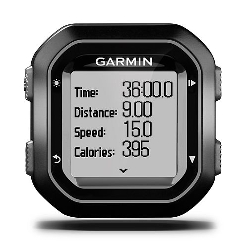 Garmin Edge 25 Cycling GPS Bundle Bicycle Mount