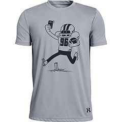 Boys 8-20 Under Armour Football Selfie Tee