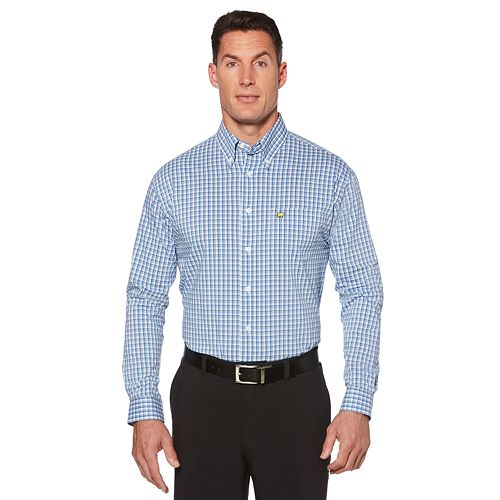 Men's Jack Nicklaus Regular-Fit Button-Down Shirt