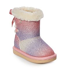 Jumping Beans Vernie Toddler Girls' Winter Boots