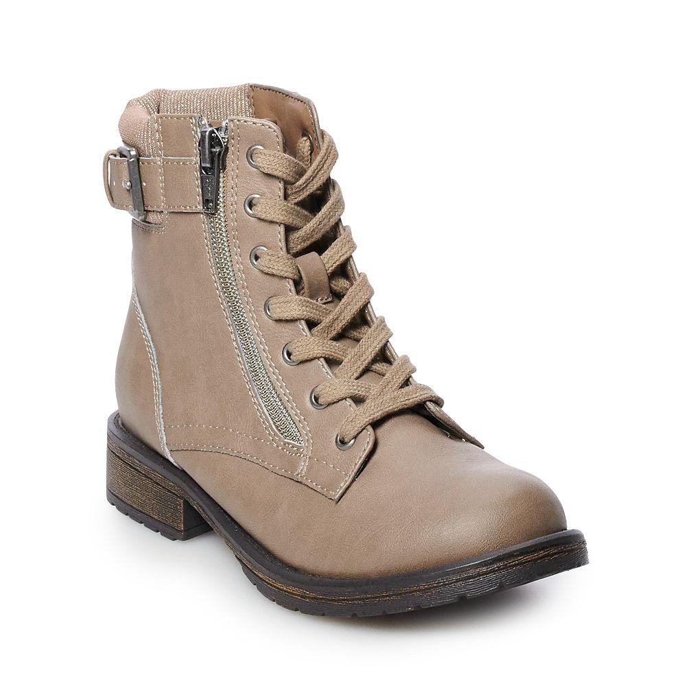 SO® Alberta Girls' Boots