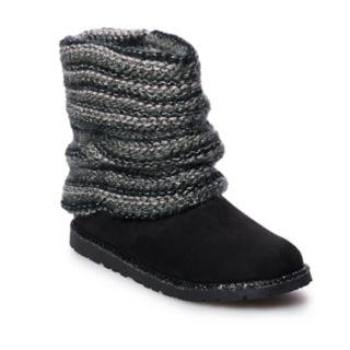SO® Klara Girls' Sweater Boots