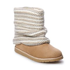 SO® Klara Girls' Sweater Boots
