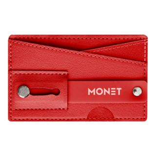 Monet Cell Phone Wallet, Grip and Kickstand