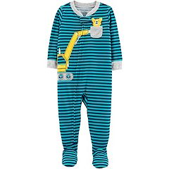 4210d1839503 Footed Kids Sleepwear
