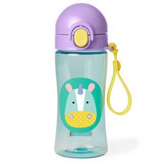 Skip Hop Zoo Lock-Top Sports Bottle