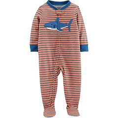 702421ac4 Carter s Polyester One-Piece Pajamas - Sleepwear