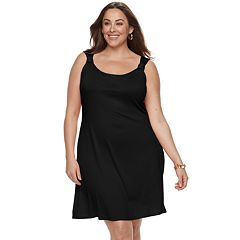 Plus Size Apt. 9® Knot A-Line Dress