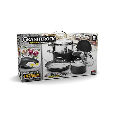 Granite Stone Diamond 10-pc. Cookware Set