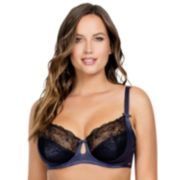 Full Figure Parfait Mariella Lace Unlined Underwire Bra P5582