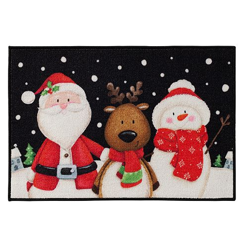 Natco Winterland Buddies Accent Rug - 20'' x 30''