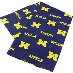 Michigan Wolverines Body Pillowcase