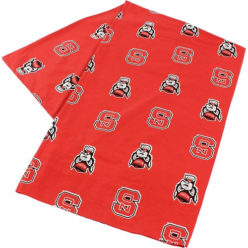 North Carolina State Wolfpack Body Pillowcase