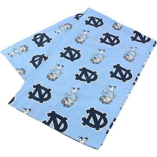 North Carolina Tar Heels Body Pillowcase
