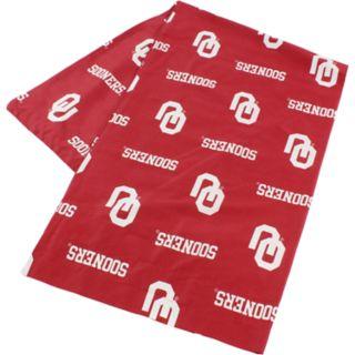 Oklahoma Sooners Body Pillowcase