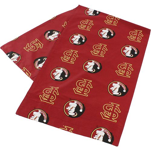 Florida State Seminoles Body Pillowcase