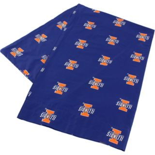 Illinois Fighting Illini Body Pillowcase