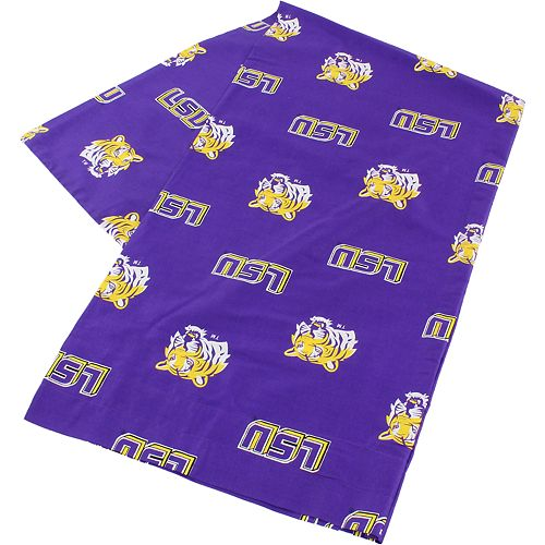 LSU Tigers Body Pillowcase