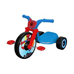 Marvel Spider-Man Adventures Fly Wheels Junior Cruiser