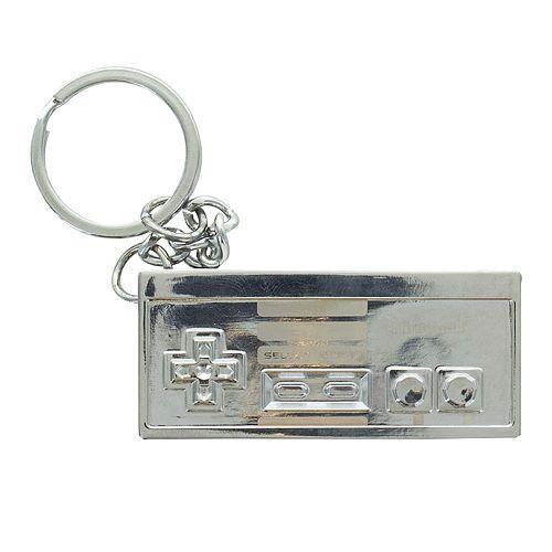 Nintendo NES Gamer Key Chain