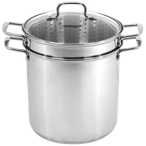 Oneida 12-qt. Stainless Steel Multicooker