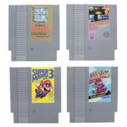 Nintendo NES Cartridge Drink Coasters
