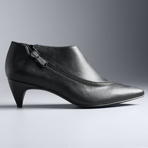 Simply Vera Vera Wang Full Women's Ankle Boots