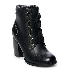 Apt. 9® Dial Women's High Heel Ankle Boots